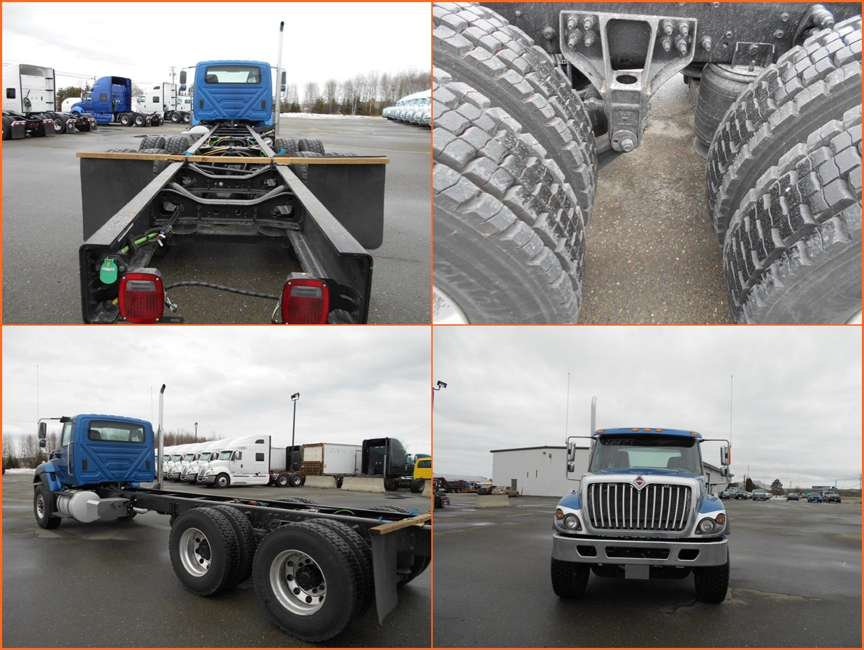 Richwil Truck Centre Ltd. - New Truck Inventory - Woodstock