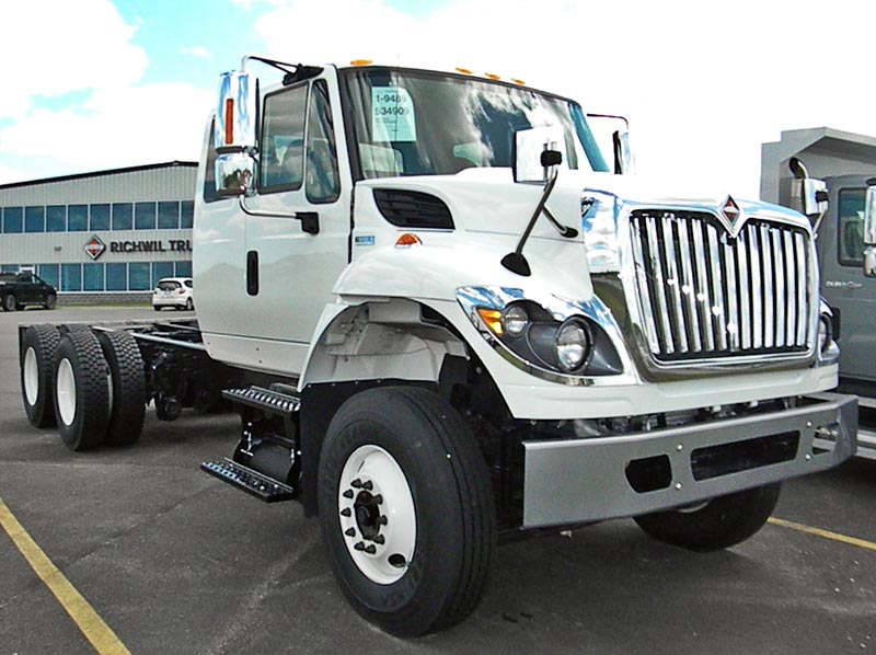 richwil truck centre ltd new truck inventory fredericton rh richwil com Pea Hole International 7400 Dump Truck 2006 International Dump Truck