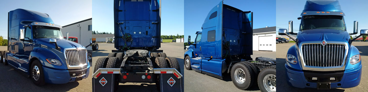 Richwil Truck Centre Ltd  - New Truck Inventory - Fredericton