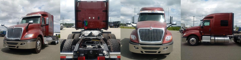 Richwil Truck Centre Ltd  - 2019 International LT