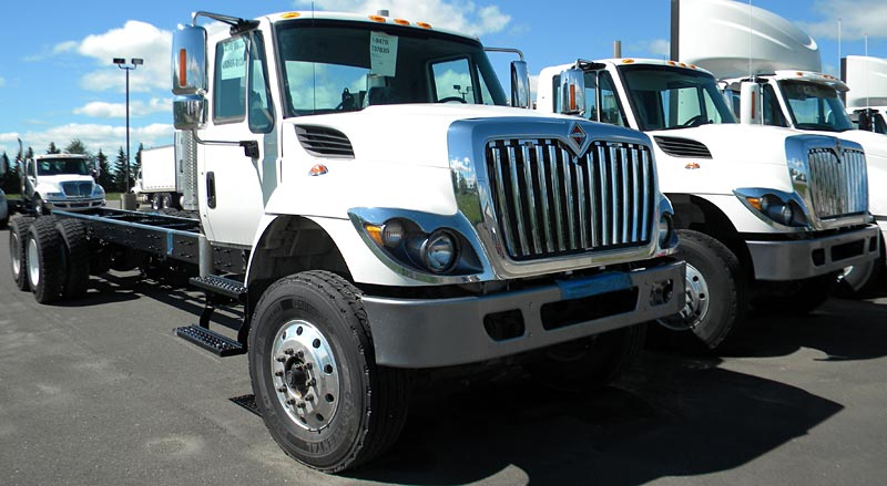 Richwil Truck Centre Ltd  - New Truck Inventory - Woodstock