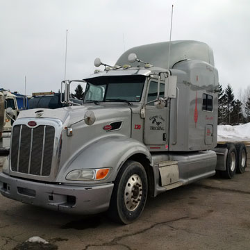 Richwil Truck Centre Ltd  - Used Truck Inventory - Woodstock
