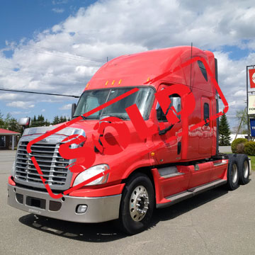 Richwil Truck Centre Ltd Used Truck Inventory Woodstock